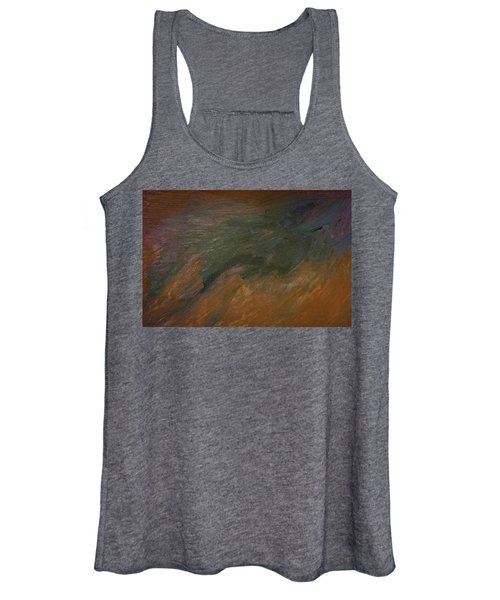 Mahogany Women's Tank Top