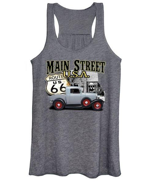 Main Street Rod Women's Tank Top
