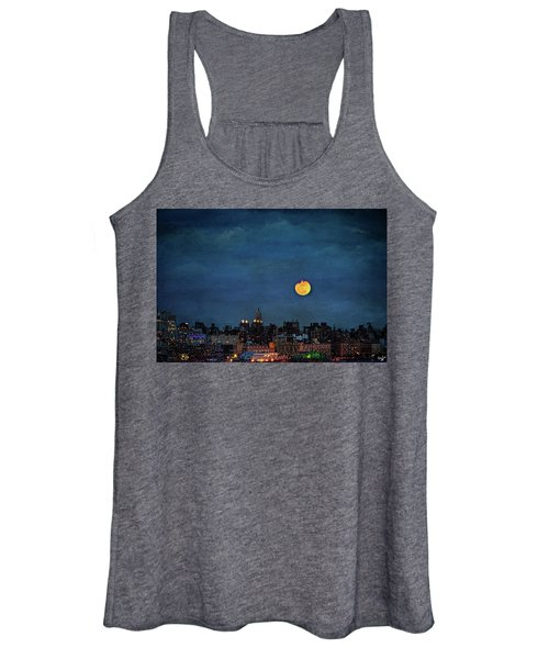 Manhattan Moonrise Women's Tank Top