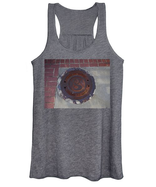 Manhole II Women's Tank Top