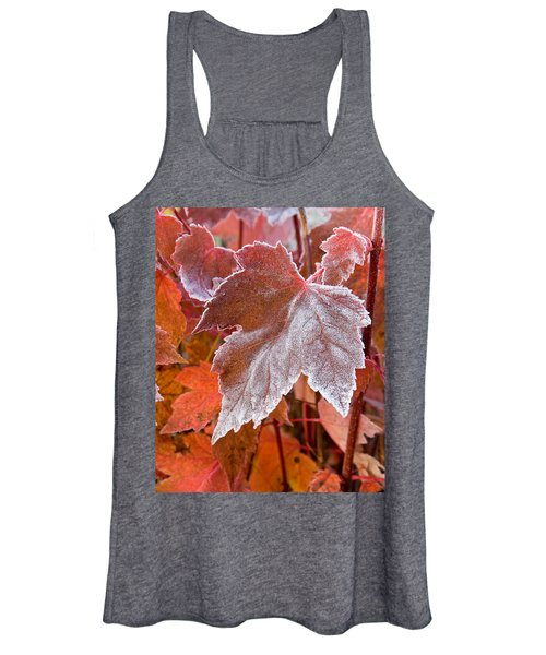 Maple Frost  Women's Tank Top