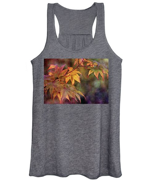 Maples Golden Glow 5582 Idp_2 Women's Tank Top