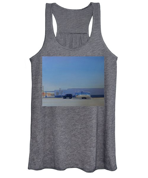 Marfa Texas Women's Tank Top