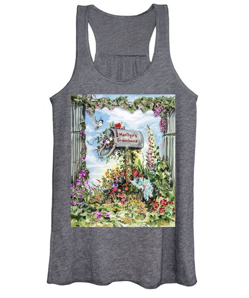 Marilyn's Greenhouse Women's Tank Top