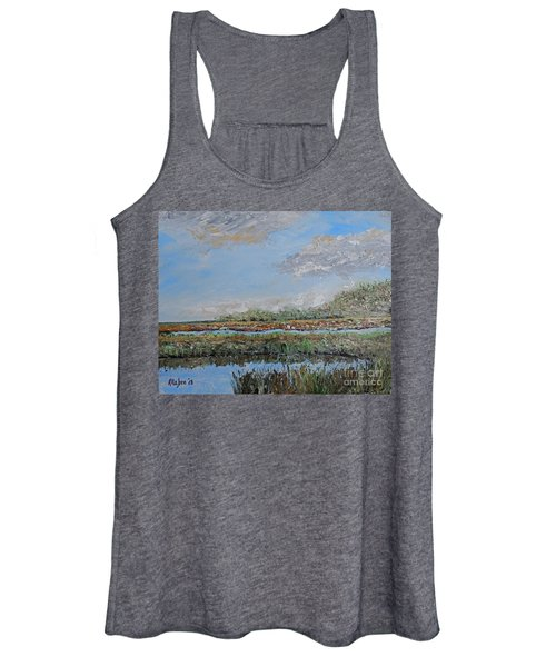 Marsh View Women's Tank Top
