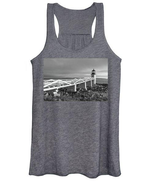 Marshall Point Lighthouse Women's Tank Top