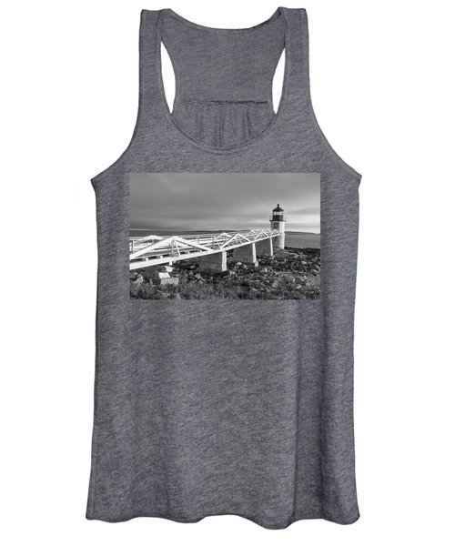 Marshall Point Lighthouse Women's Tank Top