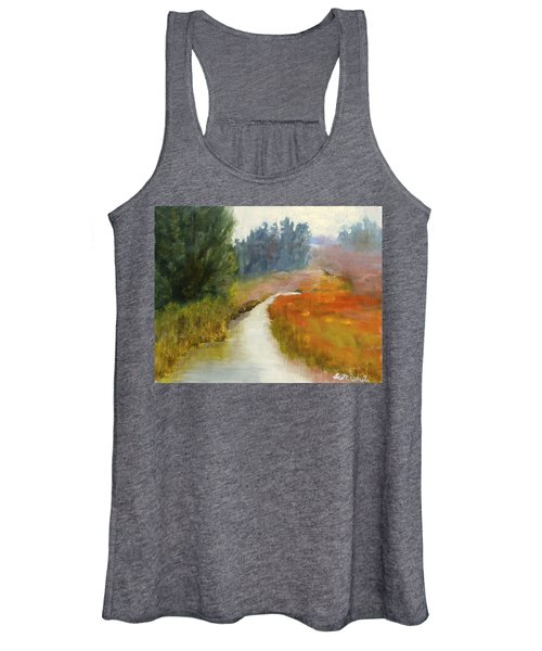 Marshes Of New England Women's Tank Top