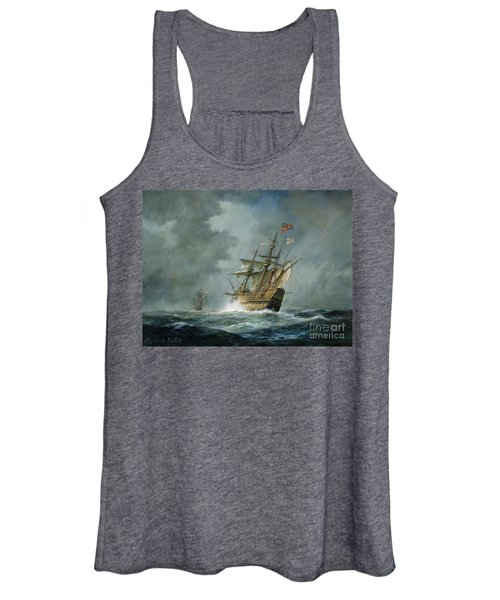 Mary Rose  Women's Tank Top