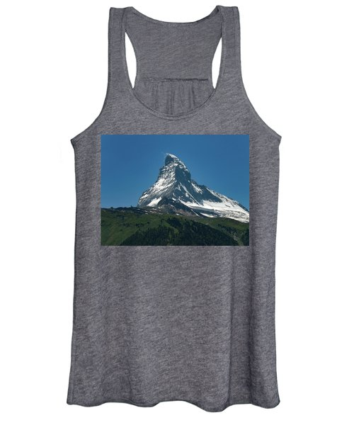 Matterhorn, Switzerland Women's Tank Top