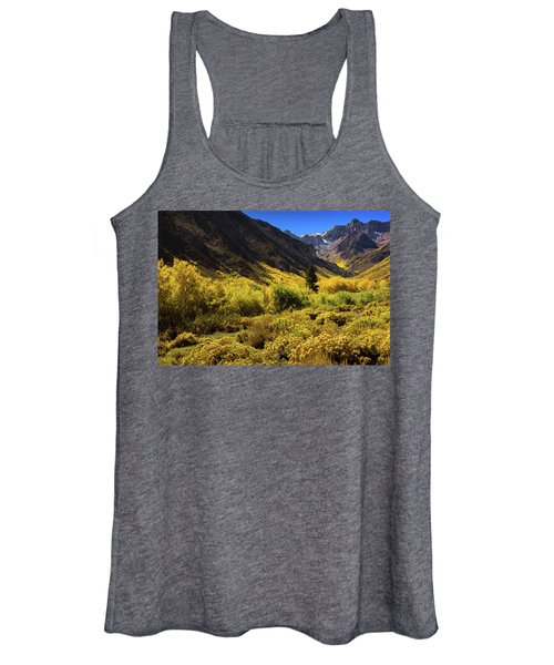 Mcgee Creek Alive With Color Women's Tank Top