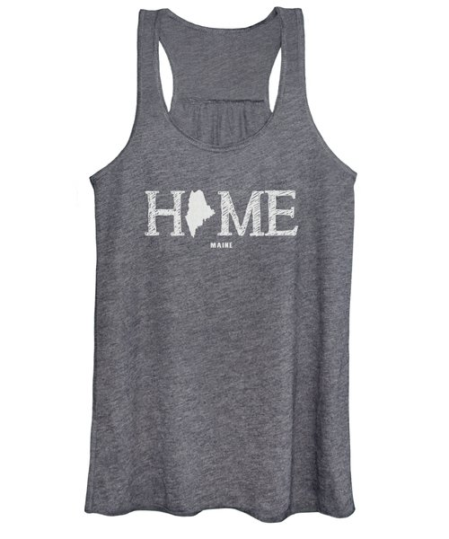 Me Home Women's Tank Top