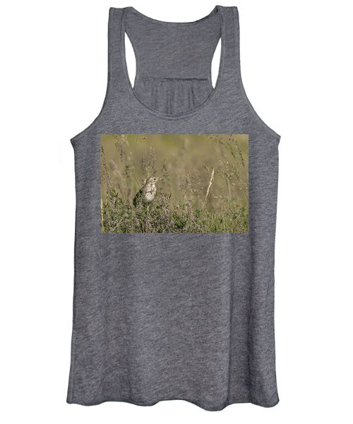 Meadow Pipit Women's Tank Top