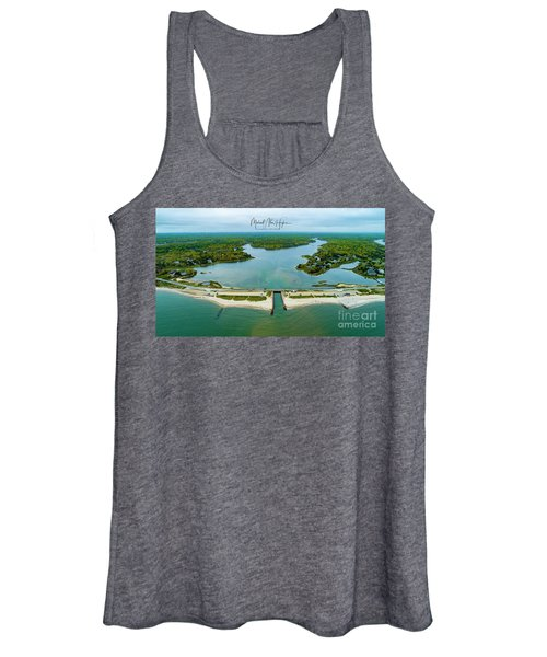 Menauhant Beach Women's Tank Top