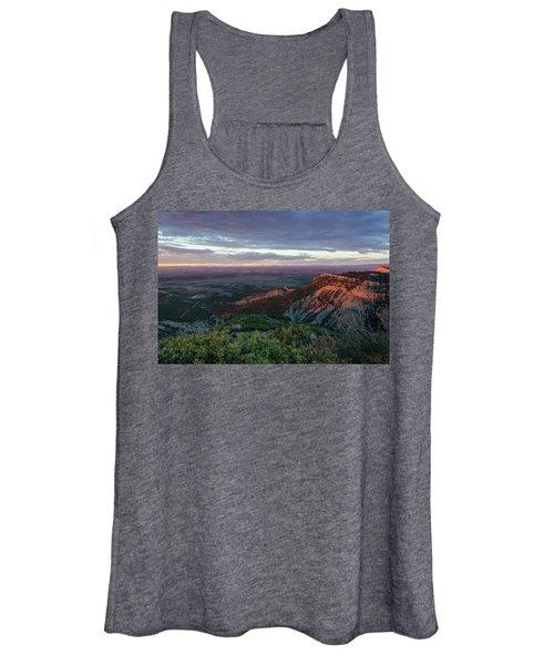 Mesa Verde Soft Light Women's Tank Top