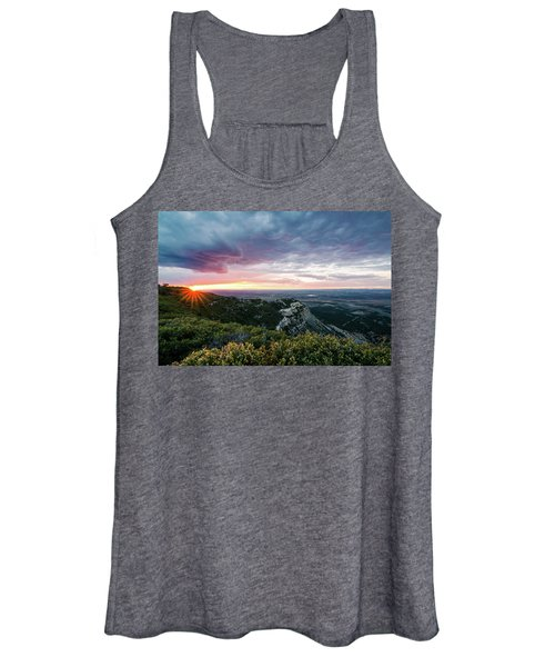 Mesa Verde Sunset Women's Tank Top