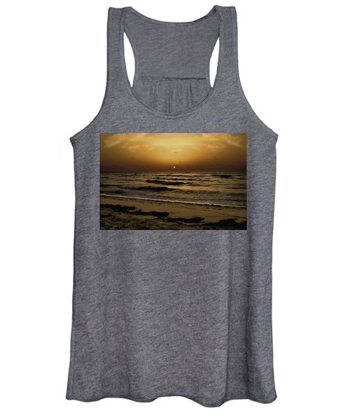 Miami Sunrise Women's Tank Top