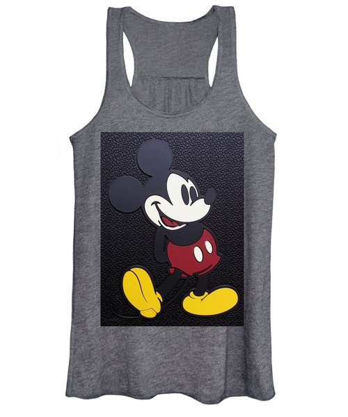 Mickey Mat Women's Tank Top