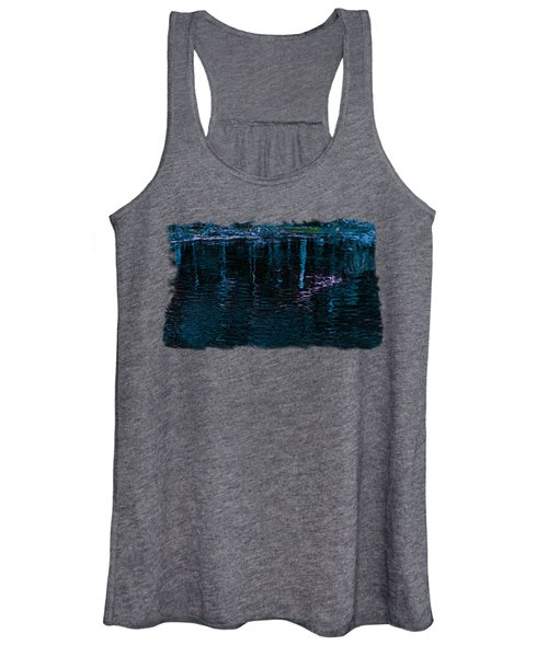 Midnight Spring Women's Tank Top