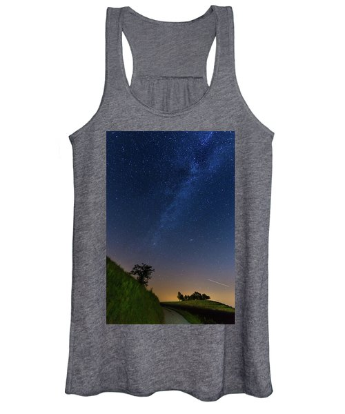 Milky Way Women's Tank Top