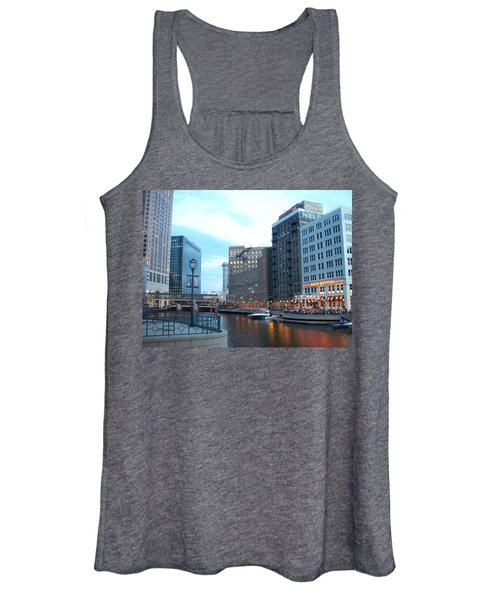Milwaukee River Walk Women's Tank Top