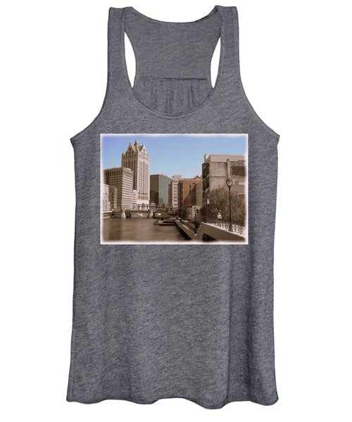 Milwaukee Riverwalk Women's Tank Top