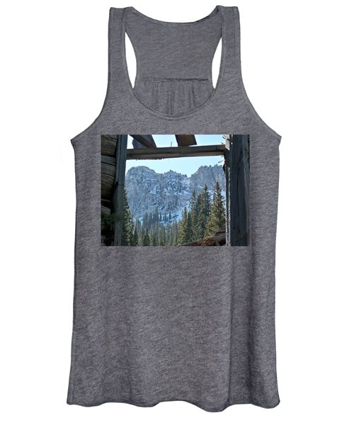 Miners Lost View Women's Tank Top