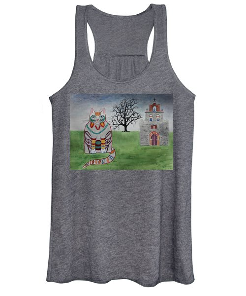 Mission Espada Cat Women's Tank Top