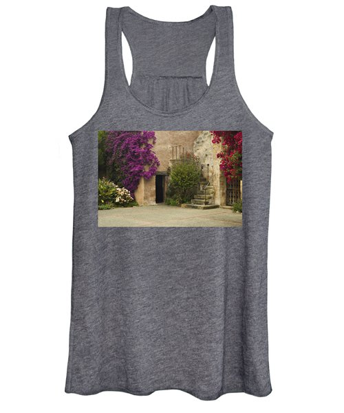 Mission Stairs Women's Tank Top