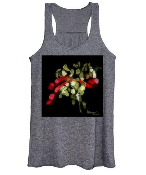 Mistletoe  Women's Tank Top