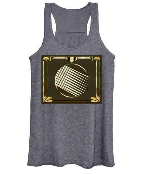 Mocha 1 - Frame 1 Women's Tank Top