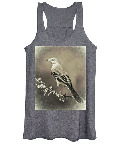 Mockingbird Women's Tank Top