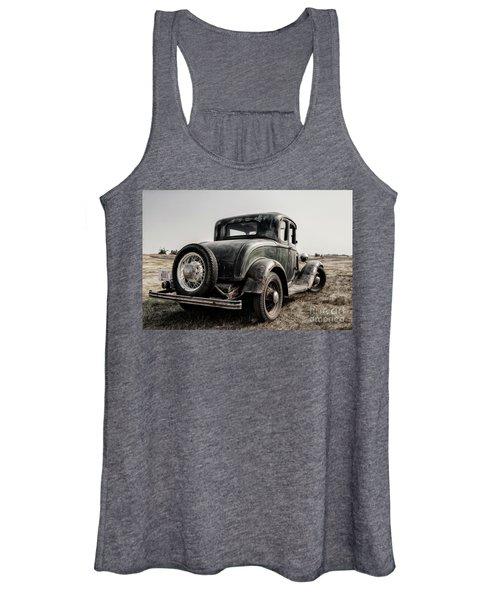 Model A Women's Tank Top