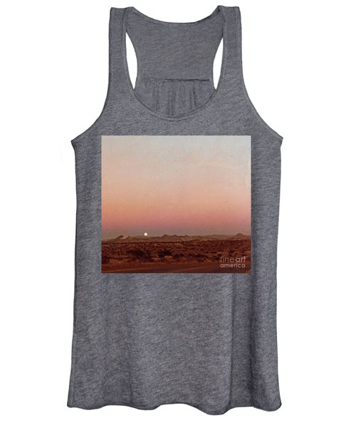 Mojave Sunset Women's Tank Top