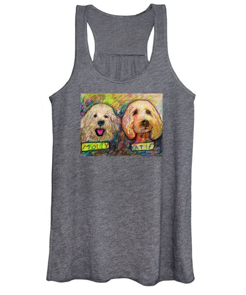 Molly And Katie Women's Tank Top