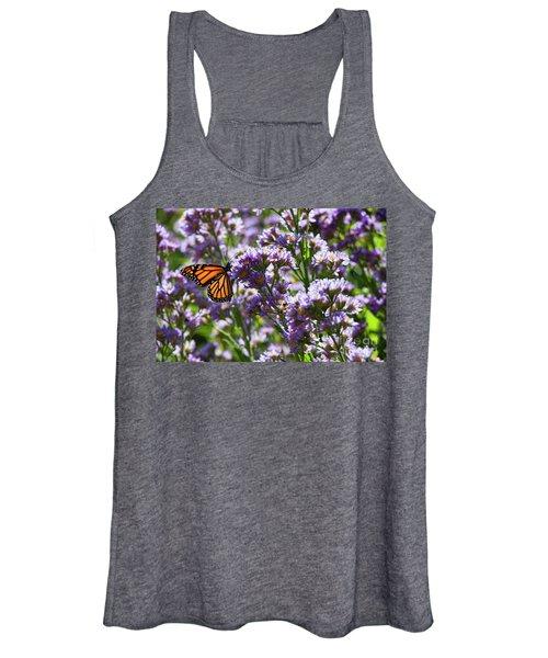 Monarch Butterfly Women's Tank Top