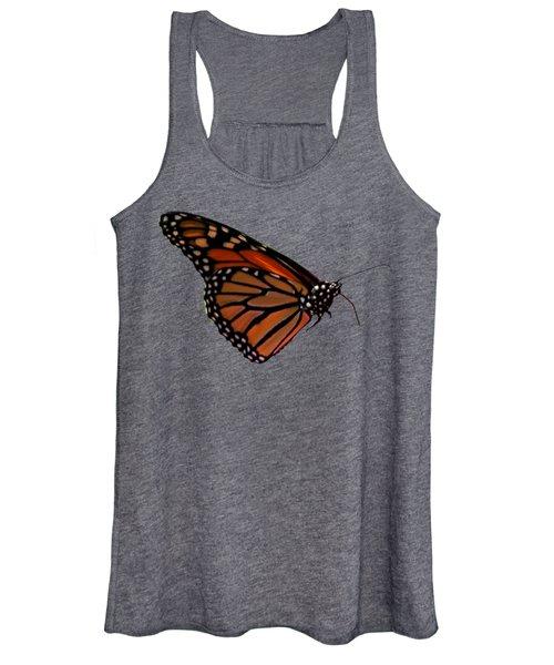 Monarch Butterfly No.41 Women's Tank Top