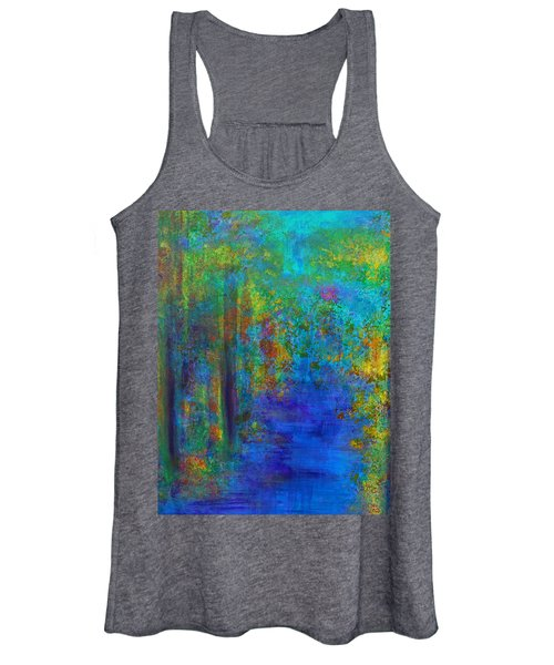 Monet Woods Women's Tank Top