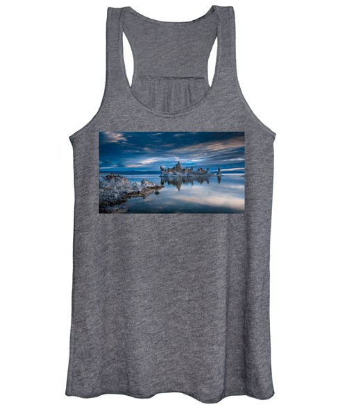 Mono Lake Tufas Women's Tank Top