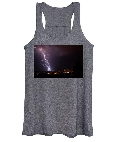 Monsoon Storm Women's Tank Top