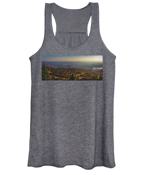 Mont Tremblant Summit Panorama Women's Tank Top