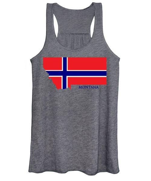 Montana Norwegian Women's Tank Top