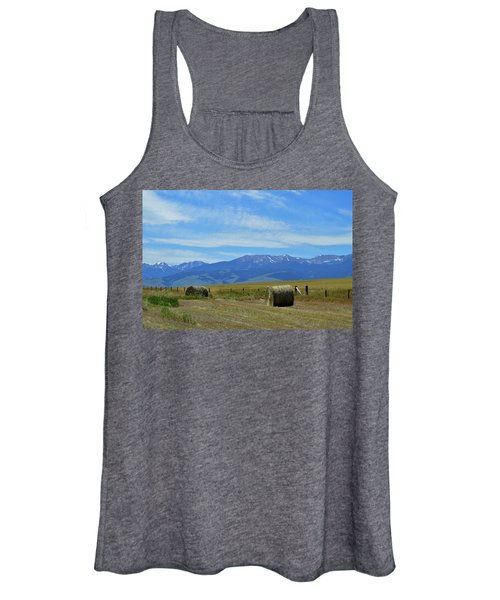Montana Scene Women's Tank Top