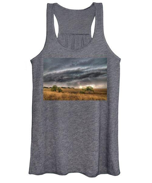 Montana Storm Women's Tank Top