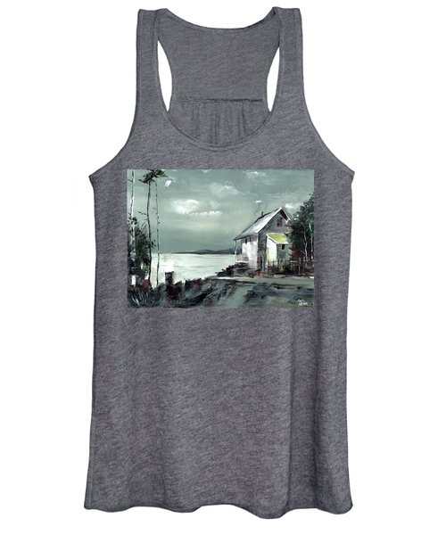 Moon Light Women's Tank Top