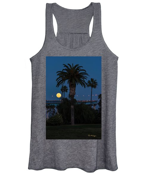 Moon On The Rise Women's Tank Top