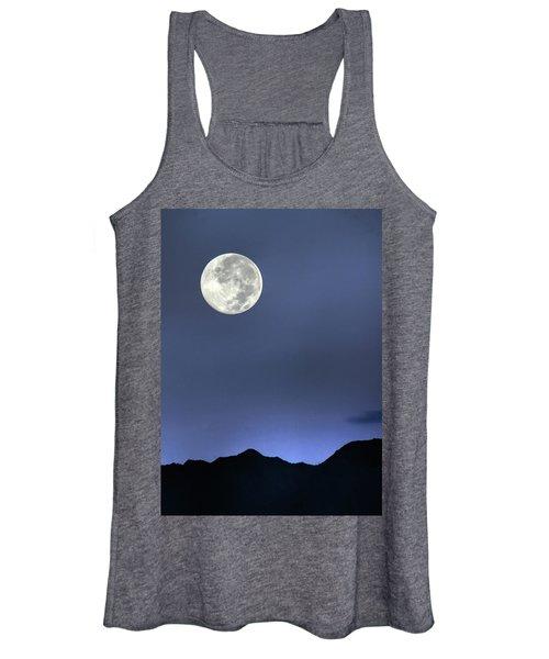 Moon Over Ko'olau Women's Tank Top