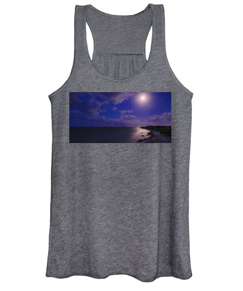 Moonlight Sonata Women's Tank Top