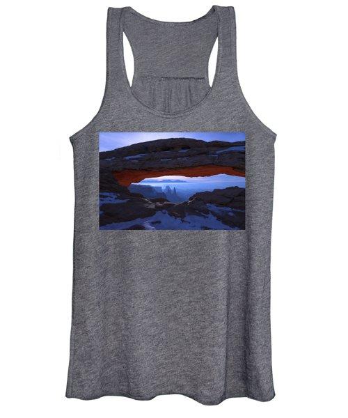 Moonlit Mesa Women's Tank Top