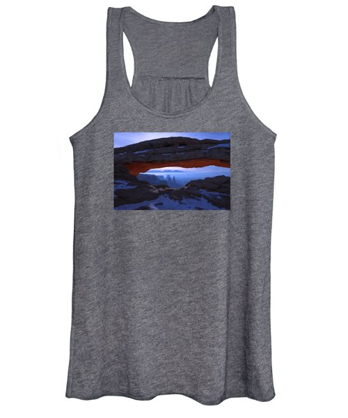 Moonlit Mesa Women's Tank Top